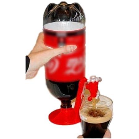 【 R.shop 】 全飲料対応 卓上ペットボトルサーバー ペットボトル 専用 ジュース ドリンク サーバー ジュースサーバー ソフトドリンクディスペンサー [GR4]