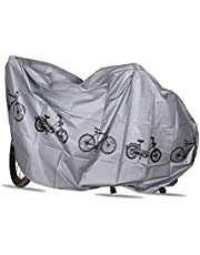 自転車カバー サイクルカバー UVカット 防水 バイクカバー 風飛び防止 防水 防塵 耐熱 28インチまで対応 ロードバイク 電動自転車 マウンテンバイク