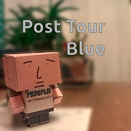 Post Tour Blue