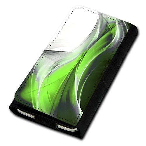 sw-mobile-shop Book Style Flip Handy Tasche Case Schutz Hülle Foto Schale Motiv Etui für Mobistel Cynus E4 - Flip U4 Design11