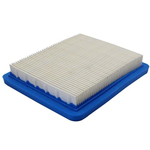 Cyleto Filtros de aire para Briggs and Stratton 491588S 491588 399959 4915885 494245 5043 T494245 Honda GCV135 GCV160 GX100 GC135 GC160 GCV190A