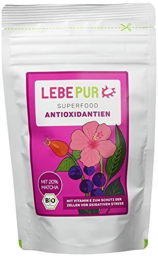 Lebepur Smoothiepulver Antioxidantien - 6 Standbeutel à, 750 g