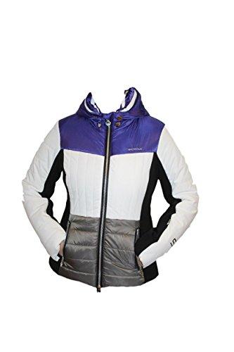 Sportalm Kitzbühel Damen Skijacke Jacke Oxa Blau Weiß Schwarz alle Größen Neu (36)