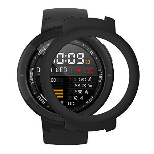 Riou Correa para Reloj,para Huami Amazfit Verge Carcasa Protectora de Parachoques Ultra Delgado para protección Ultra Delgada Pulseras de Repuesto para smartwatches