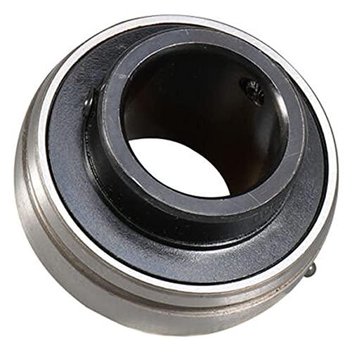 "1-3/16"" Bore x 62mm Set Screw Locking Insert Spherical Bearing"