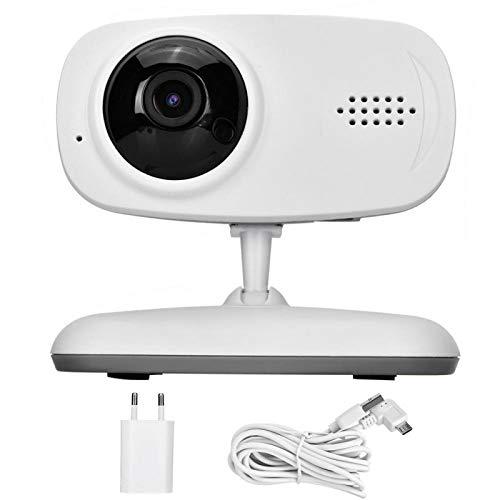 SUCIE Monitor de bebé, cámara IP WiFi, cámara IP de detección de Movimiento, para el hogar Soporte para niños Alarma de monitoreo de Sonido Más Seguro(American Standard (100-240v))