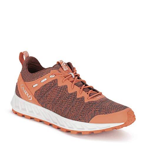 AKU - Women's Rapida Air - Sneaker 5,5 rot/orange/braun