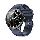 YDK SN93 Smart Watch Women da Uomo IP68 Impermeabile Frequenza Cardiaca Monitor Fitness Tracker Bluetooth Orologio Sport Smartwatch per Android iOS,D