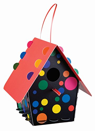 Group DIY Bird House - Dots Design