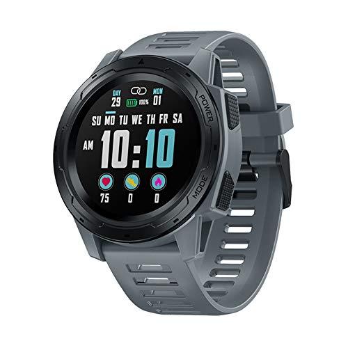 Zeblaze Vibe 5 Pro Smart Watch 3,3 cm IPS-Display Armbanduhr BT4.0 Herzfrequenz Schlaf Tracking Smart Timer Kalorien Stoppuhr Wecker Outdoor Mehrere Sport-Modi 5ATM Wasserdicht Smartwatch