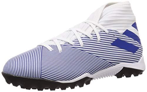 adidas Herren Nemeziz 19.3 Tf Fußballschuhe, Blau FTWR White Team Royal Blue Core Black, 41 1/3 EU
