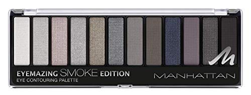 Manhattan Eyem Eye Cont. Palette Smoke Edition 003 Smoke Edition