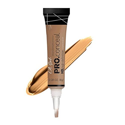 L.A. Girl Pro Conceal HD Concealer,0.28 Ounce (Fawn)