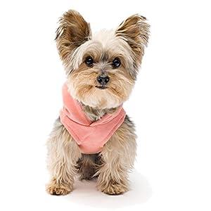 Stinky G Stretch Dog Hoodie Millennium Pink Size #14 Large