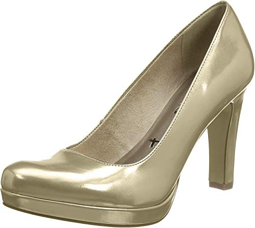 Tamaris Damen Pumps 11 22426 20 428 beige 418313