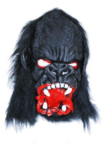 Gorilla imposants Masque en caoutchouc
