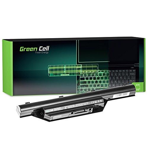 Green Cell® Standard Serie Laptop Akku für Fujitsu LifeBook S6421 S6510 S6520 S7210 S7211 S7220 Fujitsu-Siemens S6410 S6410C S6420 4400mAh