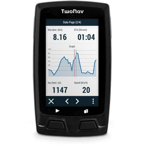 TwoNav - Horizon Bike GPS para Ciclismo Extremo con Pantalla de 3