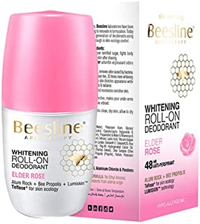 Beesline Whitening Roll-On Deodorant , Elder Rose