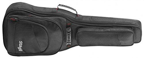 Stagg STB-NDURA 15 C3 Tasche für Konzert Gitarre schwarz