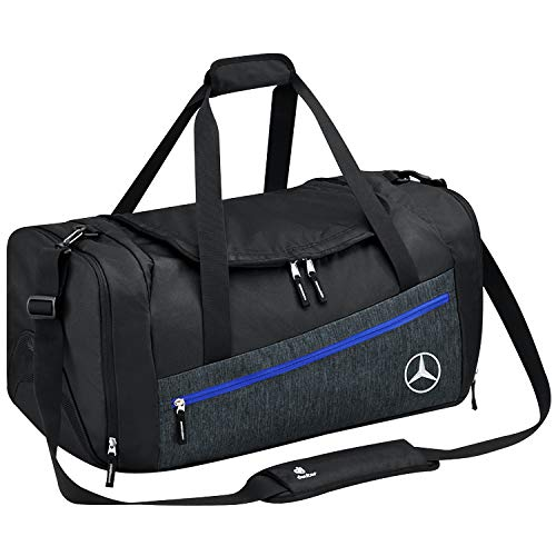 MB Mercedes-Benz Sport- und Reisetasche B66958081 Herren Sporttasche Schwarz OneSize