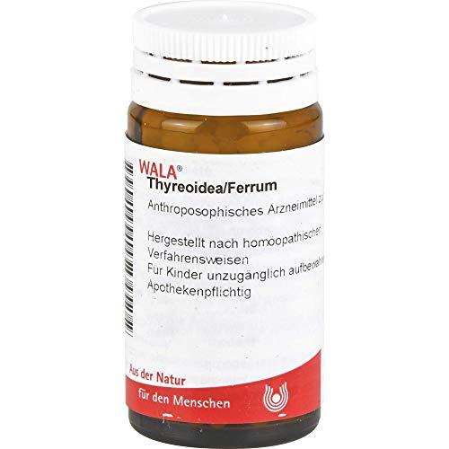 WALA Thyreoidea/Ferrum Globuli velati, 20 g Globuli