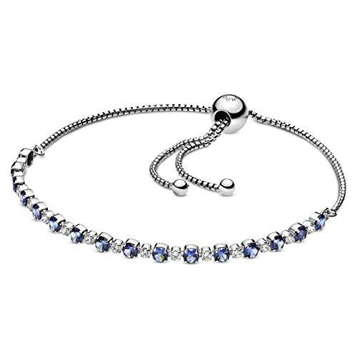 Pandora Mujer plata Cadena pulsera 598517C01-2