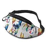 VBMGHDDS French Bulldog Puppy Hand Travel Fanny Bag Waist Pack Sling Pocket Super Lightweight for Travel Cashier's Box