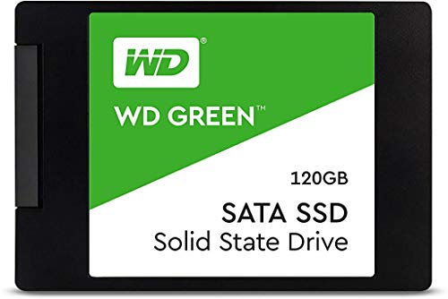 WD Green 120GB Interne SSD (2,5 Zoll) SATA