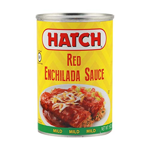HATCH CHILI COMPANY Organic Mild Red Enchilada Sauce
