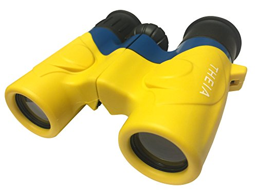 Best Waterproof 8x21 Kids Binoculars Compact for Bird Watching-Educational Learning-Stargazing-Hunting-Hiking-Sports Games-Outdoor Adventure-Astronomy