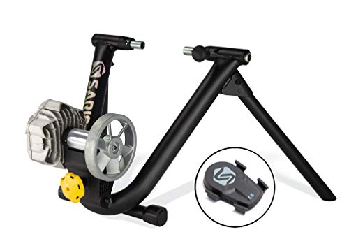 Saris CycleOps Fluid2 Smart Equipped Indoor Bike Trainer