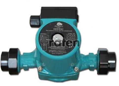 Umwälzpumpe Heizungspumpe 32-60 180 230V inklusive Pumpenverschraubung