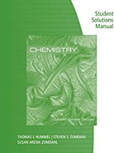 Student Solutions Manual for Zumdahl/Zumdahl/DeCoste's Chemistry, 10th Edition