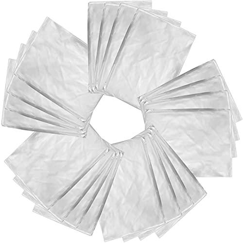 Láminas de plástico InLoveArts para envoltura corporal de 47