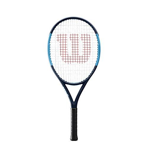 Wilson Ultra 25 Raqueta de Tenis, Unisex Adulto, Azul (Blue/Navy)