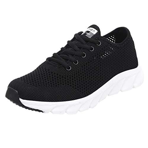 URIBAKY Lightweight Breathable Casual Sneakers Damen,Mesh Sportschuhe,Turnschuhe Fitness Women's Joggingschuhe Training