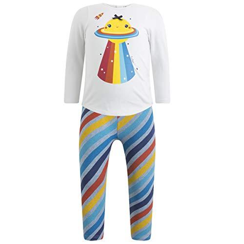Tuc Tuc Camiseta + Leggings Punto NIÑA