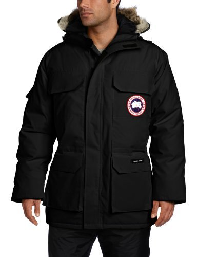 Canada Goose Expedition Parka (Black, Small) by Canada Goose