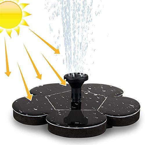 CHLDDHC Solar Fountain, Solar Pond Pump...