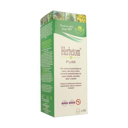 Herbetom PulmPM 500ml - Formato Ahorro - Sistema Respiratorio