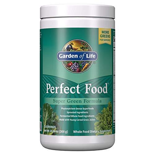 Garden Of Life Cibo Perfetto Formula Super Verde - 300 g