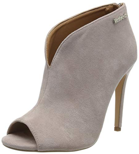 Refresh 72224.0, Botines Mujer, Marrón Taupe Taupe