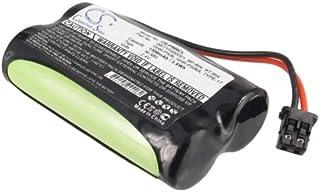 1500mAh 対応互換電池 AT&T 17 50 GP GP60AAS2BMX MEMOREX MPH-6925 PANASONIC HHR-15F2G1 KX-TG2000 KX-TG2000B KX-TG2000B(Handset) K...