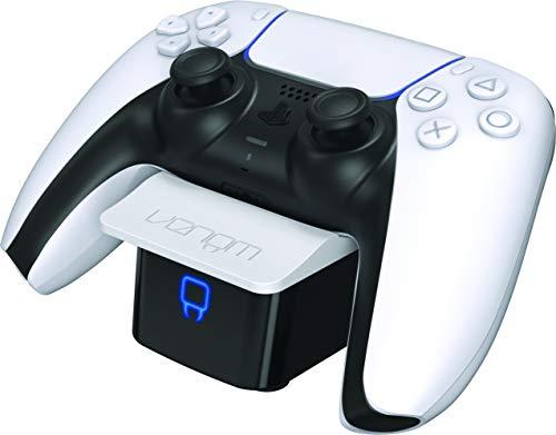 Venom Dual Sense station d'accueil du contrôleur - blanc (PS5)