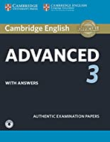 Cambridge English Advanced 3 Student's Book with Answers (CAE Practice Tests)