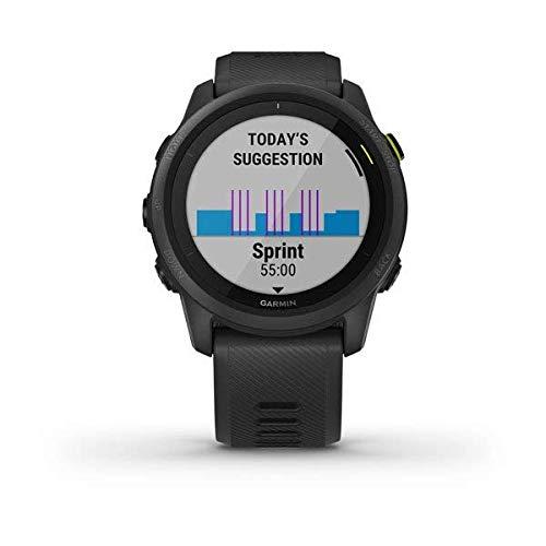 GARMIN FORERUNNER 745 orologio multisport GPS colore NERO art.010-02445-10