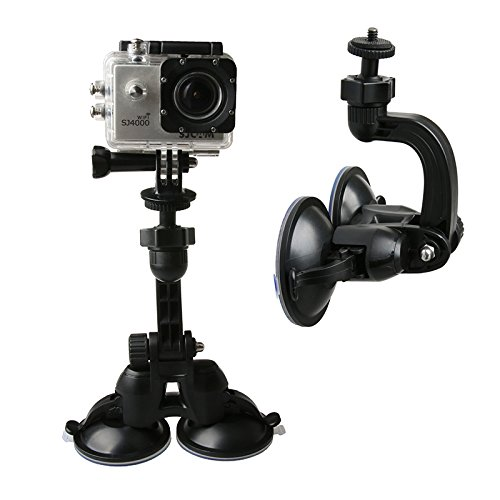 XMY Strong Double Suction Cup Mount Bracket Holder Halter Halter For SJ8000 SJ9000 Sports Camera Sport-Kamera