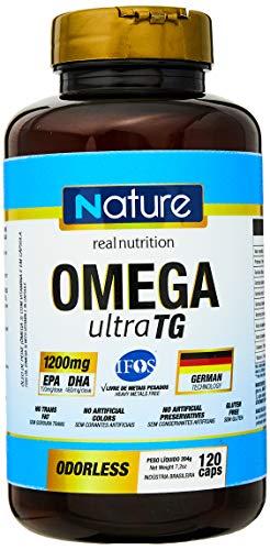 Ômega 3 Ultra 1200Mg - 120 Cápsulas - Nature, Nutrata
