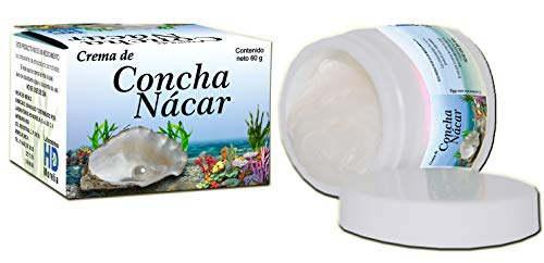 concha nacar crema aclarante fabricante Crema de Concha Nacar